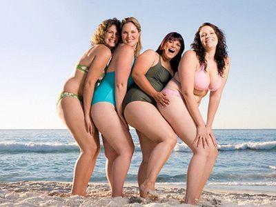 Вред избыточного веса сильно преувеличен