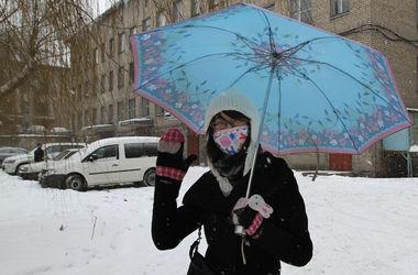 В Украину идет эпидемия гриппа