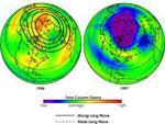 Арктическому озону пообещали рекордное утончение Фото с сайта lenta.ru