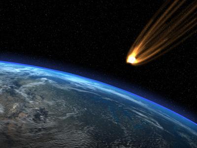 В октябре 2017 года с Землей может столкнуться огромный астероид