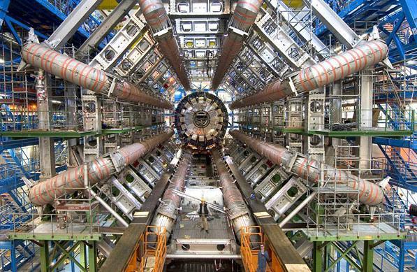 Великий андронний колайдер розширює межі фізики