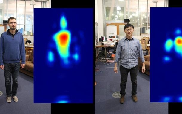 За допомогою Wi-Fi вчені навчилися бачити крізь стіни