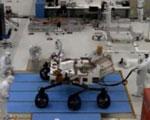 Состоялся первый тест-драйв нового марсохода NASA