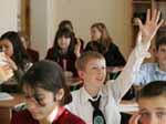 1 сентября: 4,7 млн учеников пошли в школу  Первый звонок: в школы пошли миллионы учеников Фото с сайта korrespondent.net
