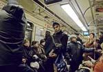 Станции в киевском метро будут объявлять политики, актеры и спортсмены