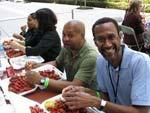 В Новом Орлеане прошел чемпионат по поеданию раков