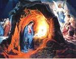 Сегодня весь католический мир празднует Рождество