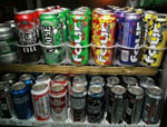 Штат Вашингтон запретил энергетические коктейли  Фото с сайта lenta.ru