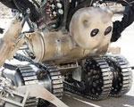 С поля боя раненых американских солдат будут выносить роботы