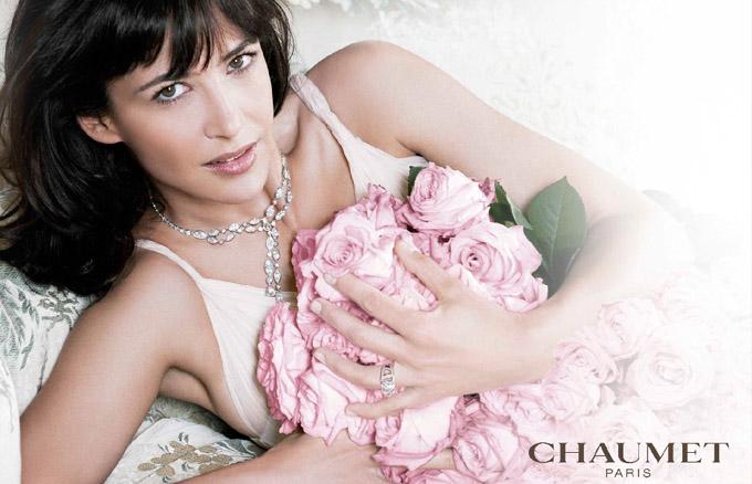 Софи Марсо снялась для Chaumet