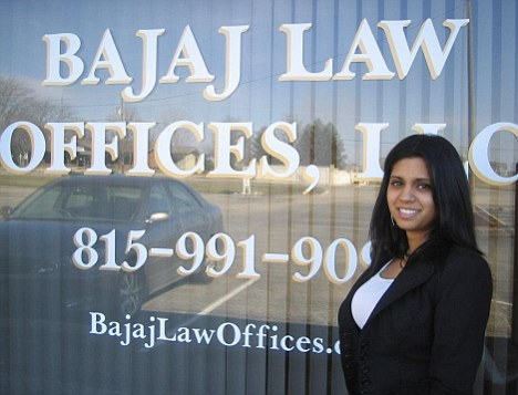 Юристка Рима Баджай оказывала интимные услуги клиентам