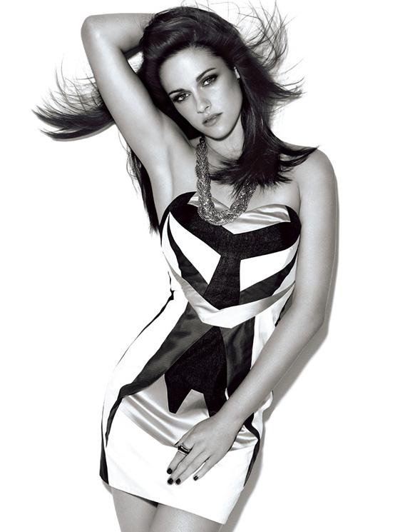 Крістен Стюарт у Glamour UK. Фото Kristen Stewart