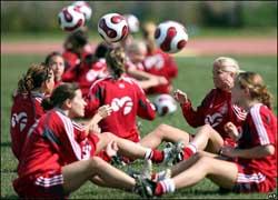Женская сборная США по футболу 1999 года