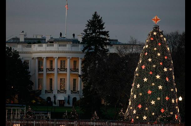 Рождество в Белом доме