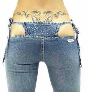 В Индонезии объявили войну джинсам